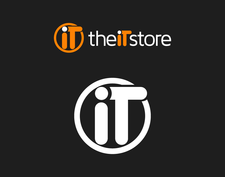 The iT Store logo